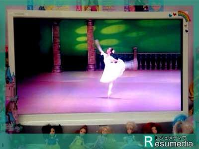 ぺこ 小中学校 クラシックバレエ