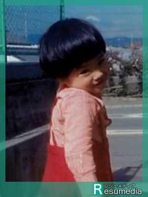 椎名林檎 幼少期 3歳