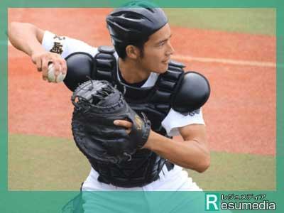 岡田健史 野球時代