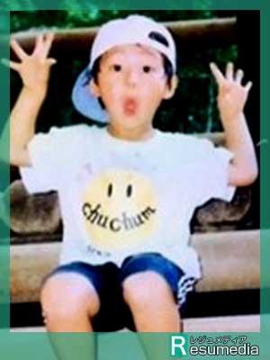山﨑賢人 幼少期 4歳