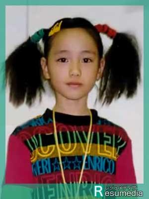 戸田恵梨香 小学校 9歳