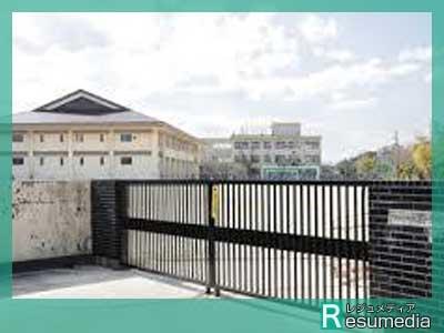 水谷豊 立川第一中学校