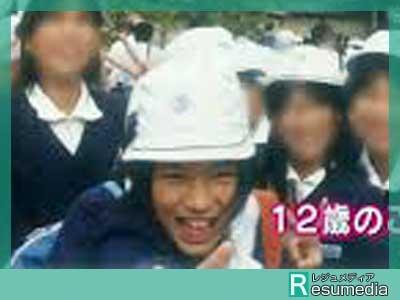のん(能年玲奈) 小学校 12歳