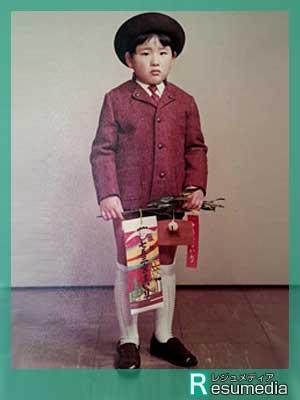 林修 幼稚園時代 753