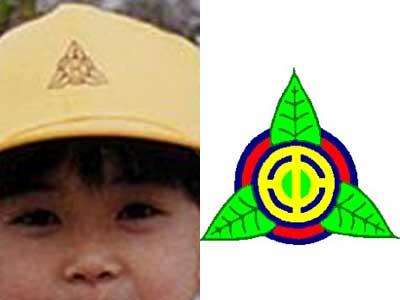 吉沢亮 小学生時代 帽子 校章
