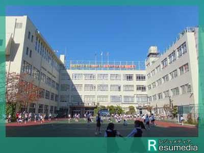 田中圭 久松小学校