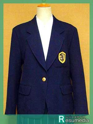 堀越高校の制服参考画像
