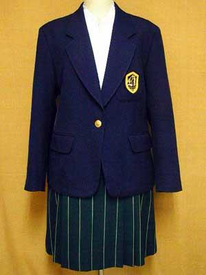 堀越高校 制服参考画像