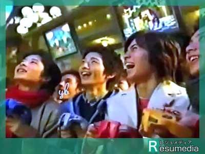 田中圭 CM スーパーマリオ3