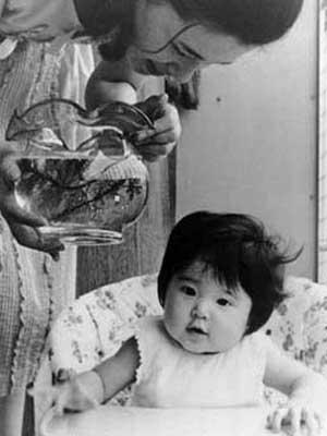雅子様 幼少期 1964年夏