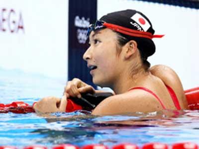 池江璃花子 リオデジャネイロオリンピック