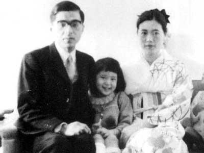 雅子様 幼少期 1969年1月
