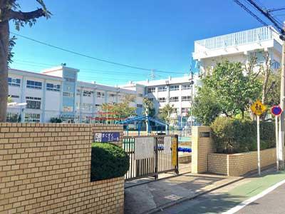 江戸川区立西小岩小学校
