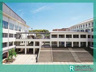 山本美月 筑紫女学園中学校