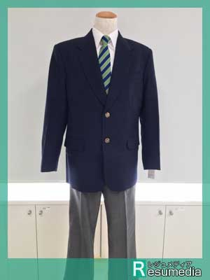 日の出中学校 制服参考画像