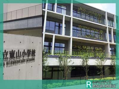 miwa 目黒区立東山小学校