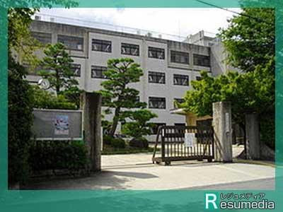泉里香 桃山高校