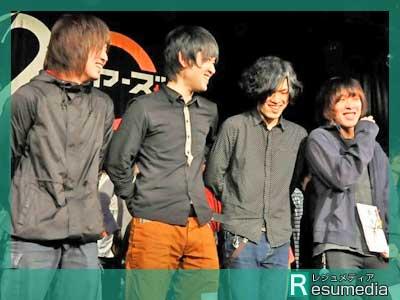 カナブーン飯田祐馬 キューンミュージック20周年記念オーディション