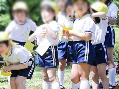 武蔵野音楽大学付属幼稚園 体操服参考画像