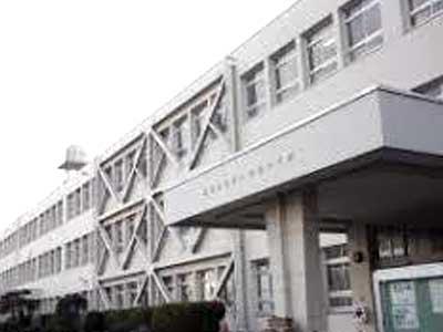 クロちゃん 東広島市立八木松中学校