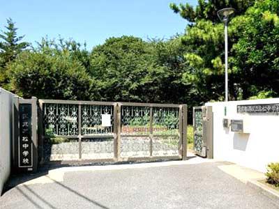 阿部亮平 港区立高松中学校