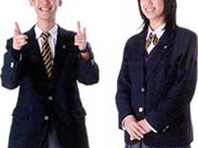 立花学園の制服参考画像