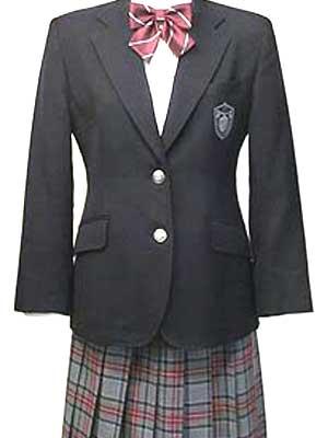 三田中学校 制服参考画像