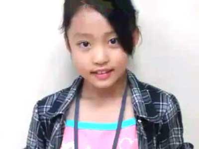 王林 小学生時代
