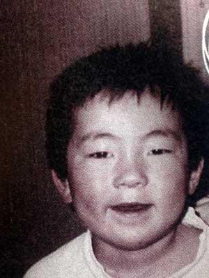 村本大輔 幼少期 5歳