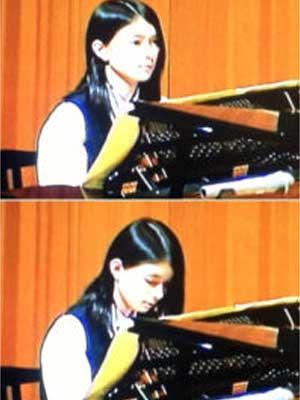 芳根京子 ピアノ