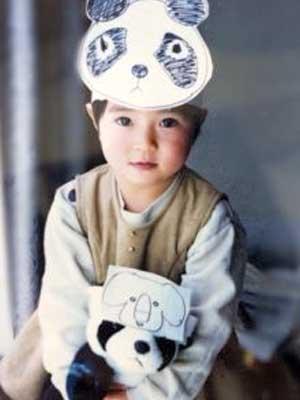 芳根京子 幼少期 3歳
