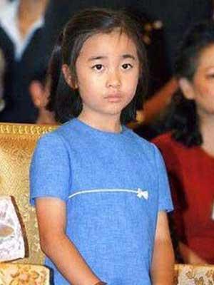 佳子さま 小学生時代 3年生