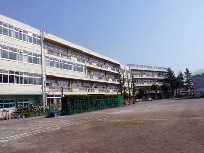 東久留米市南中学校