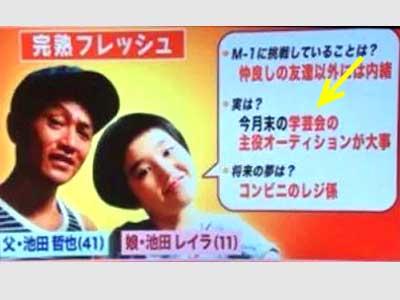 完熟フレッシュ 池田レイラ TV