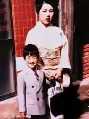川島明 小学生時代 入学式