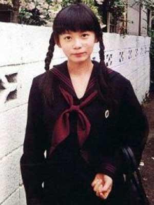 中川翔子 中学時代