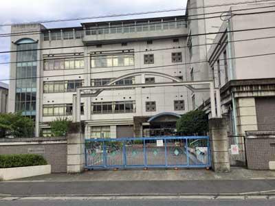 川崎市立今井中学校
