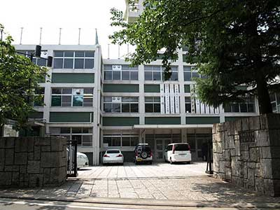 武相高等学校