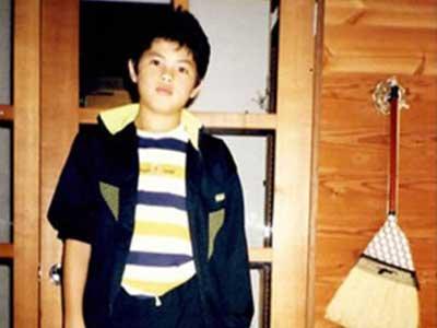 小島よしお 小学生時代