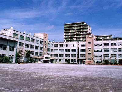 江戸川区立松江第三中学校