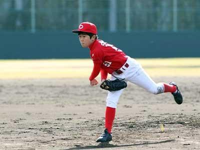 鈴木福 野球