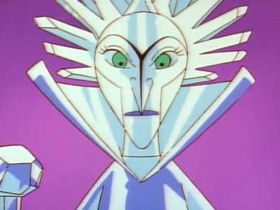 アンパンマン 氷の女王