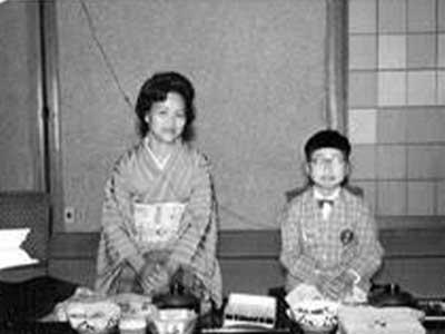 ラサール石井 小学生時代