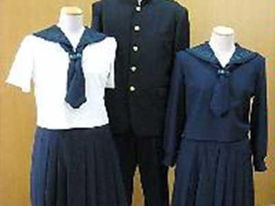 浦和高等学校 制服参考画像