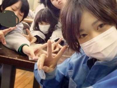 森川葵 高校時代
