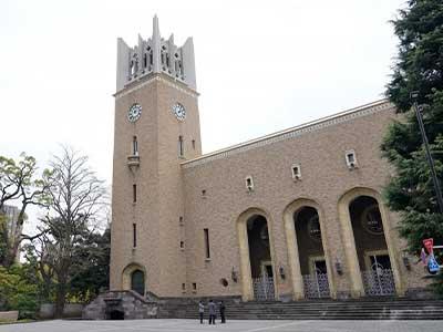 早稲田大学 戸塚キャンパス