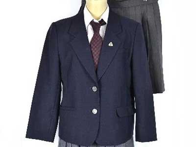 狛江高等学校制服参考画像
