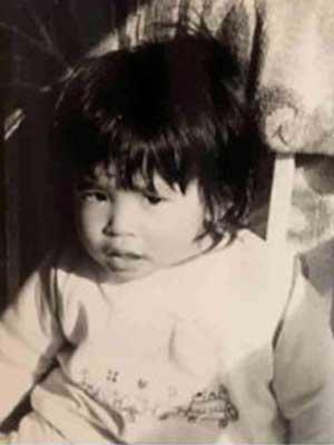 高嶋ちさ子 幼少期