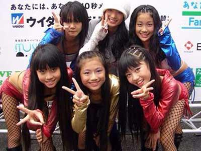 平井もも 小学生時代