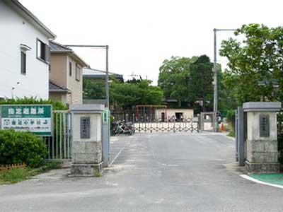 京田辺市田辺小学校
